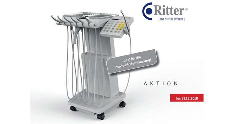 Aktion: Ritter Cart Stand-Alone